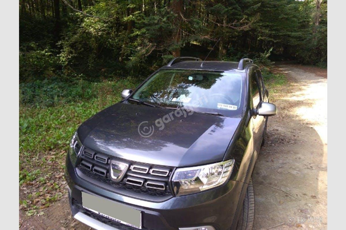 Dacia Sandero Stepway Bakırköy Kiralık Araç 4. Fotoğraf