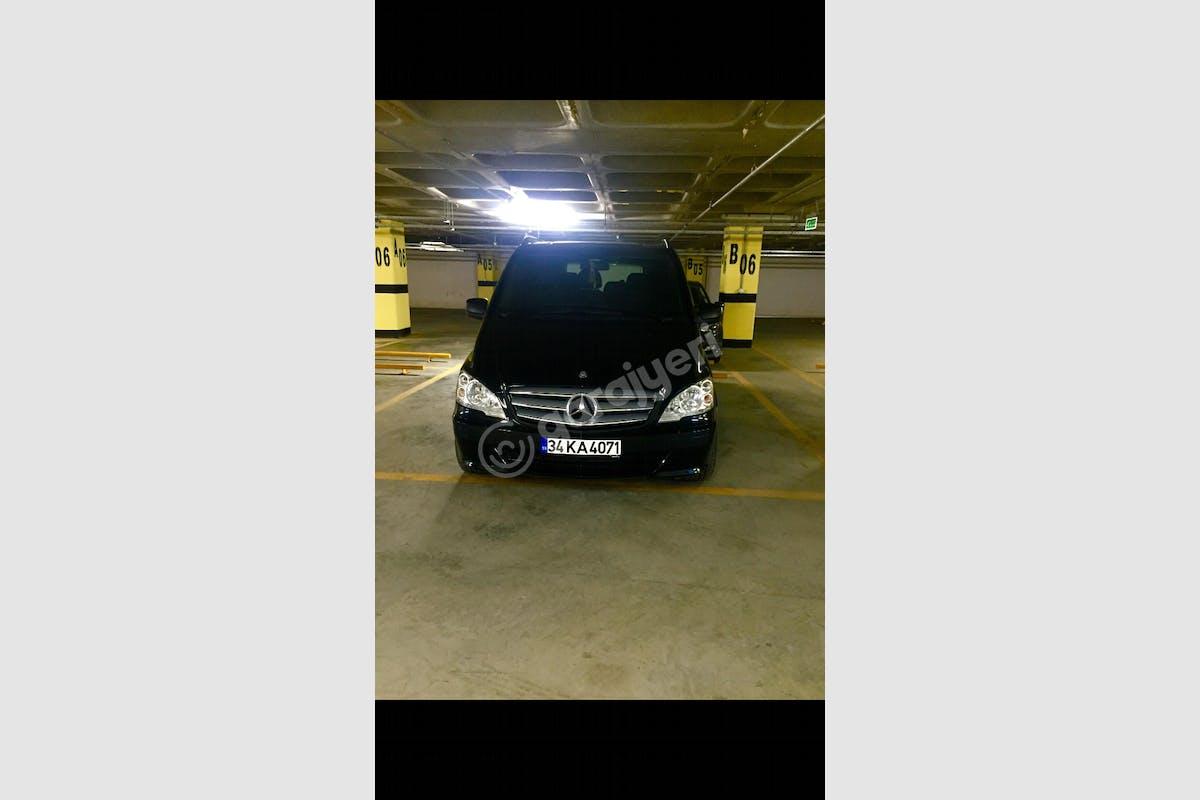 Mercedes - Benz Vito Başakşehir Kiralık Araç 4. Fotoğraf