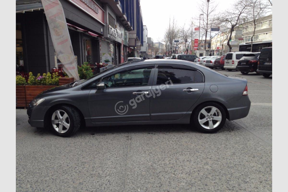 Honda Civic Bayrampaşa Kiralık Araç 3. Fotoğraf