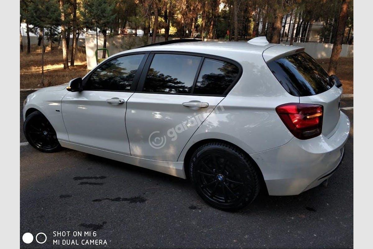 BMW 1 Merkez Kiralık Araç 2. Fotoğraf
