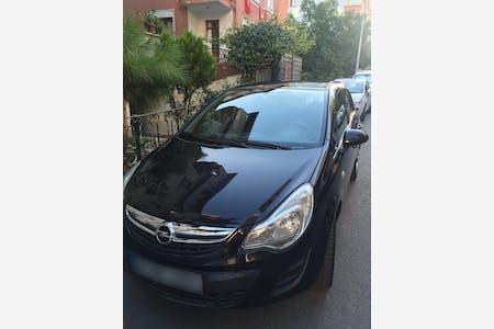Kiralık Opel Corsa , İstanbul Beykoz