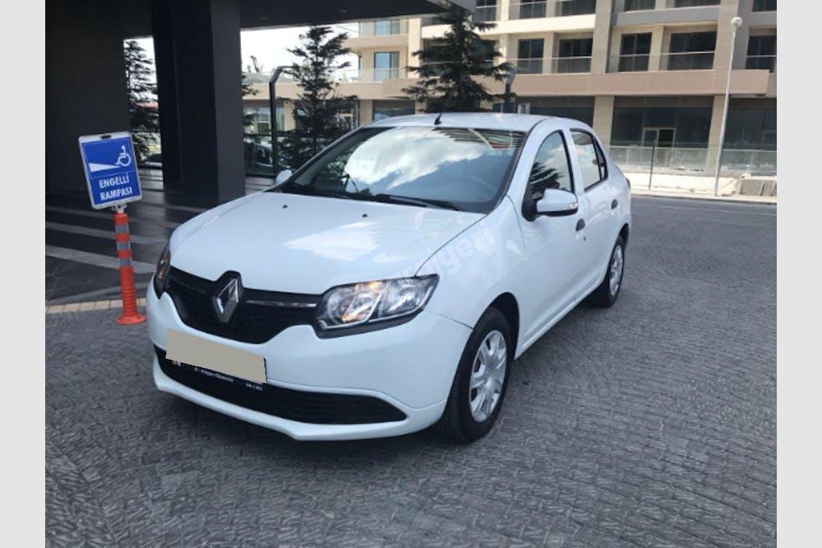 Renault Symbol Bakırköy Kiralık Araç 5. Fotoğraf