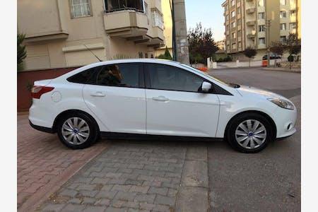 Kiralık Ford Focus 2012 , Gaziantep Şahinbey