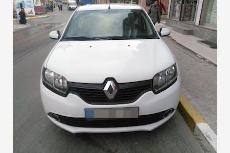 Renault Symbol İstanbul Gaziosmanpaşa Kiralık Araç
