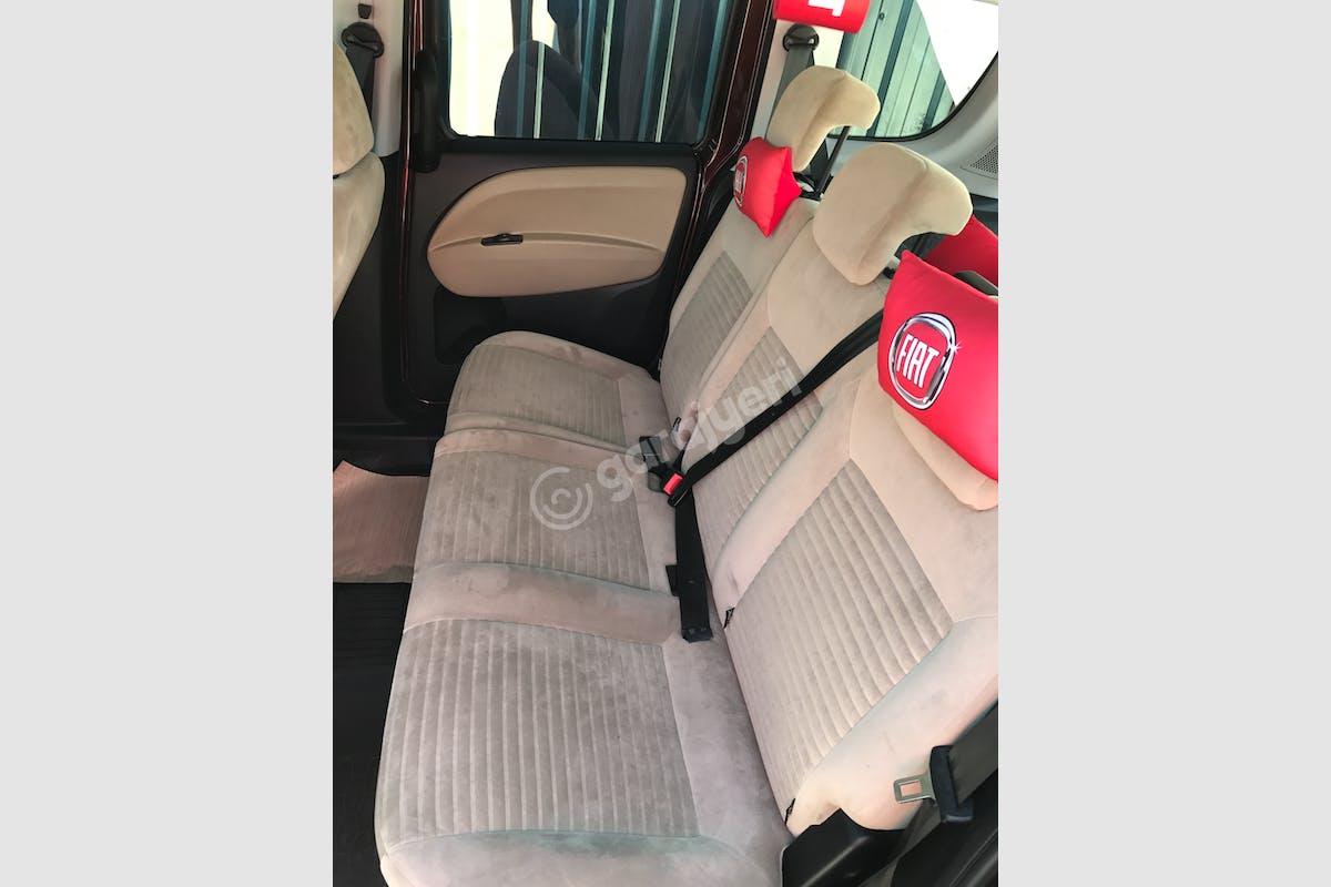 Fiat Doblo Bayraklı Kiralık Araç 4. Fotoğraf