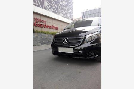 Kiralık Mercedes - Benz Vito 2018 , İstanbul Ümraniye