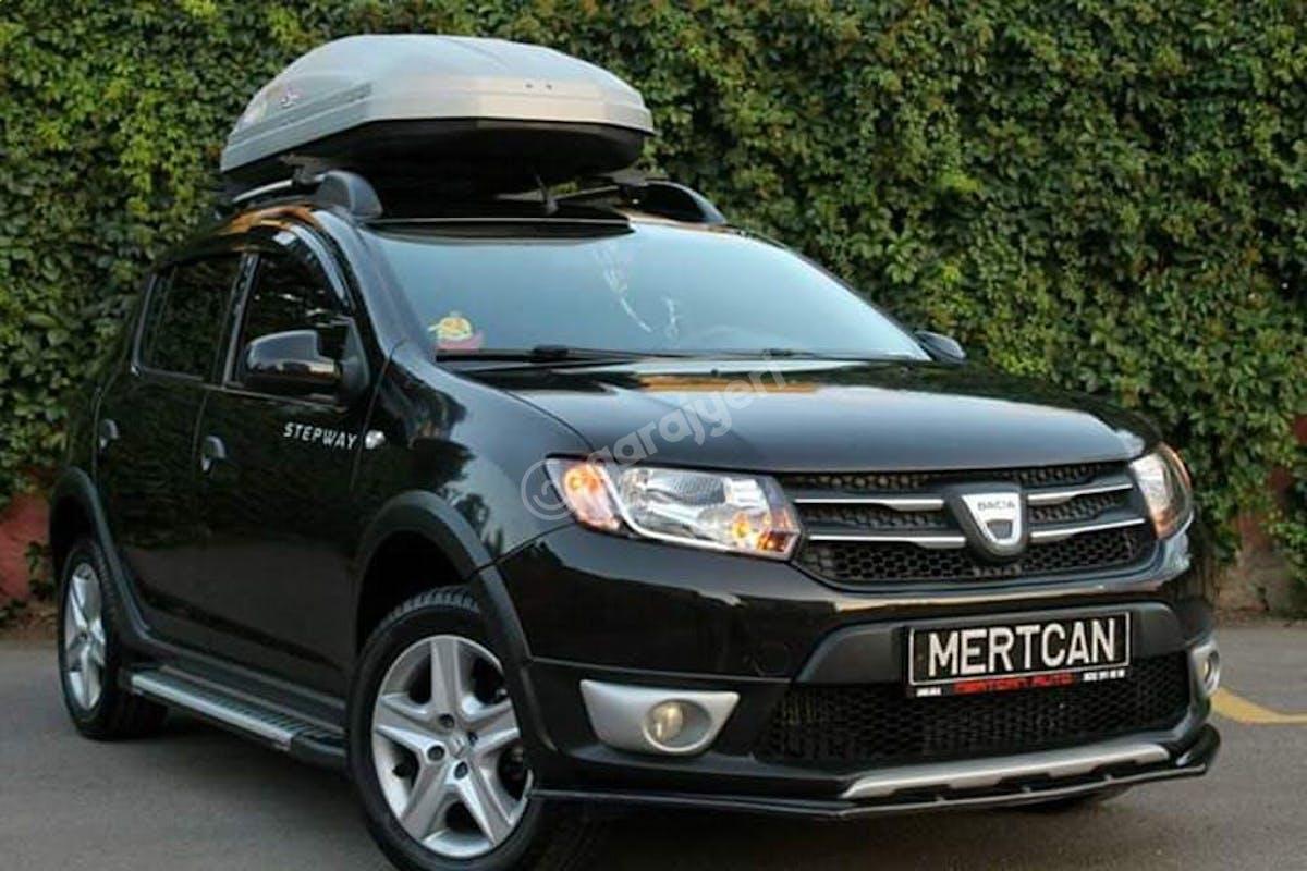 Dacia Sandero Stepway Keçiören Kiralık Araç 2. Fotoğraf
