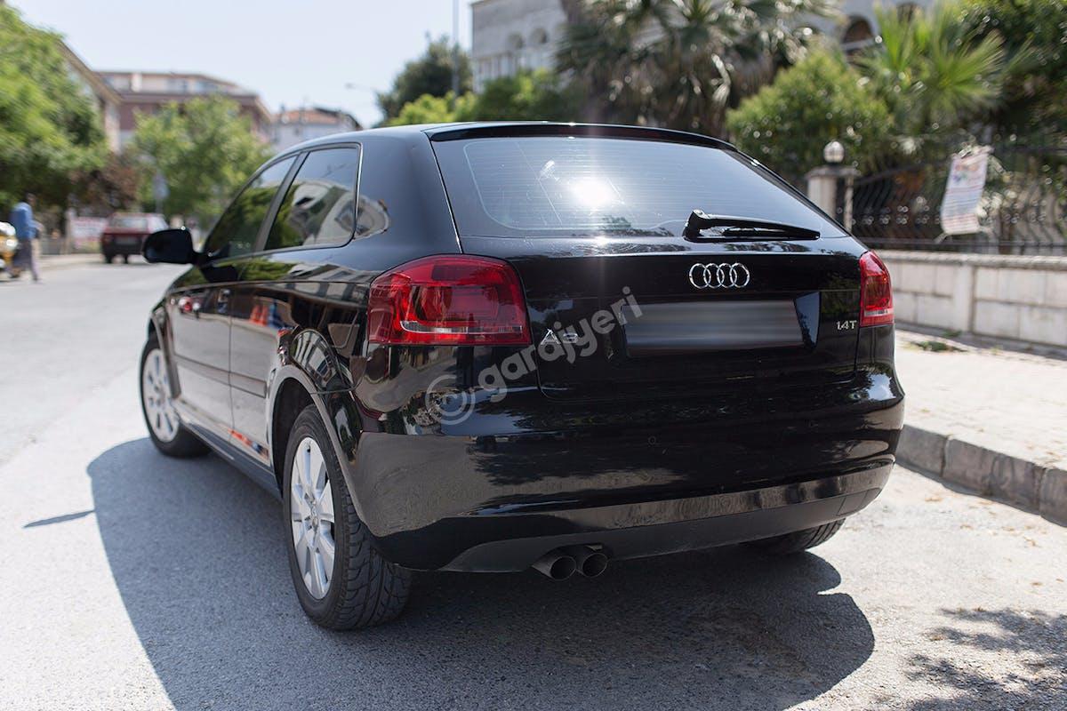 Audi A3 Büyükçekmece Kiralık Araç 4. Fotoğraf