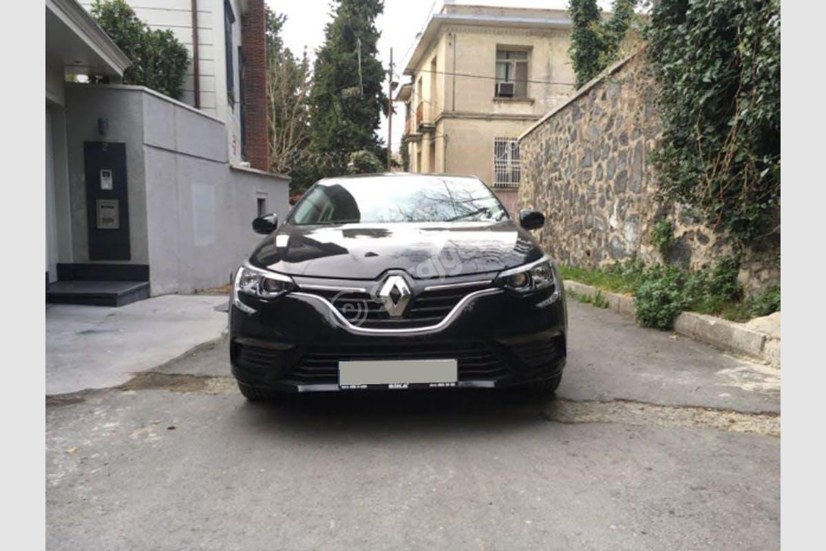 Renault Megane Sarıyer Kiralık Araç 2. Fotoğraf