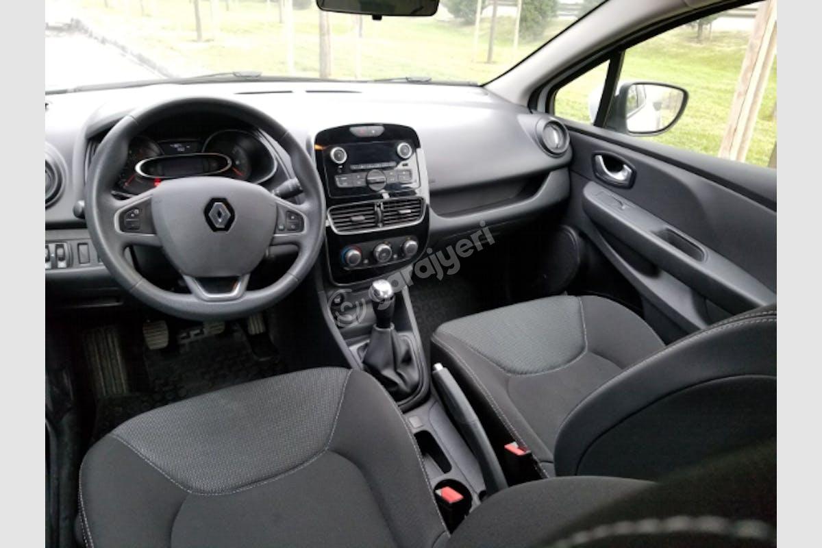 Renault Clio Maltepe Kiralık Araç 9. Fotoğraf