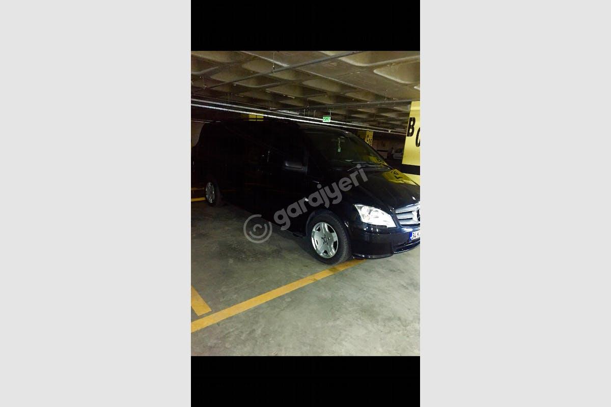 Mercedes - Benz Vito Başakşehir Kiralık Araç 2. Fotoğraf