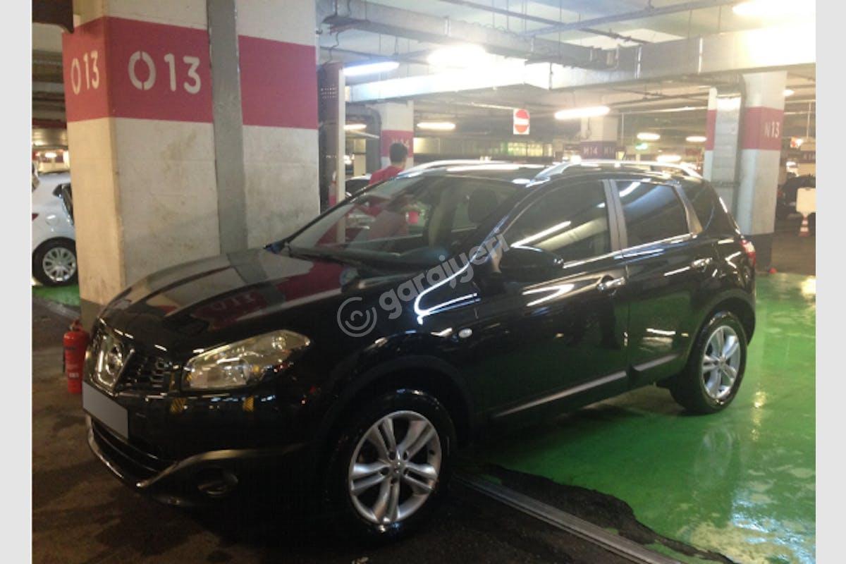 Nissan Qashqai Şişli Kiralık Araç 2. Fotoğraf