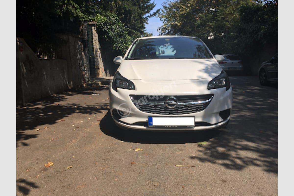 Opel Corsa Şişli Kiralık Araç 1. Fotoğraf