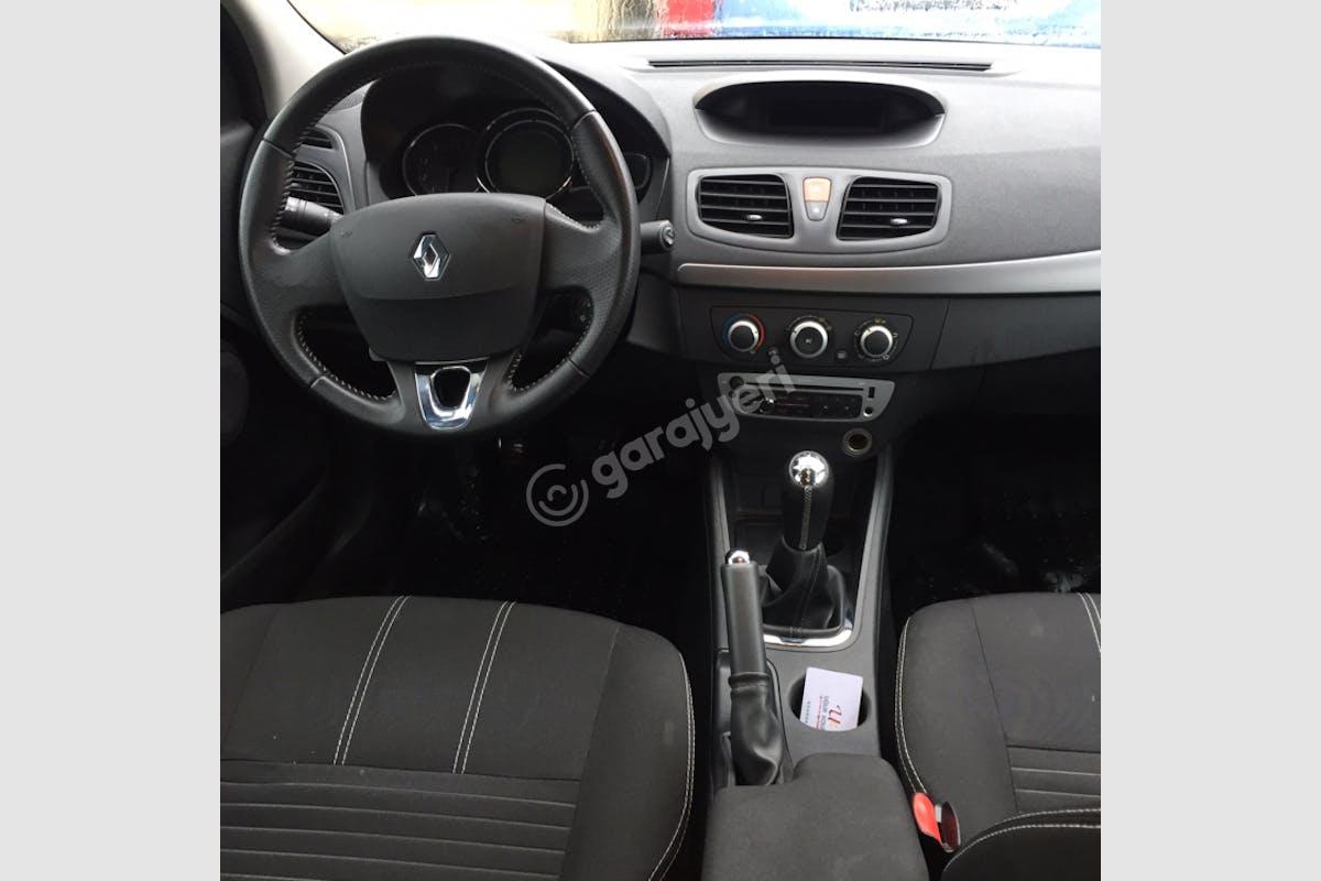 Renault Fluence Beykoz Kiralık Araç 4. Fotoğraf