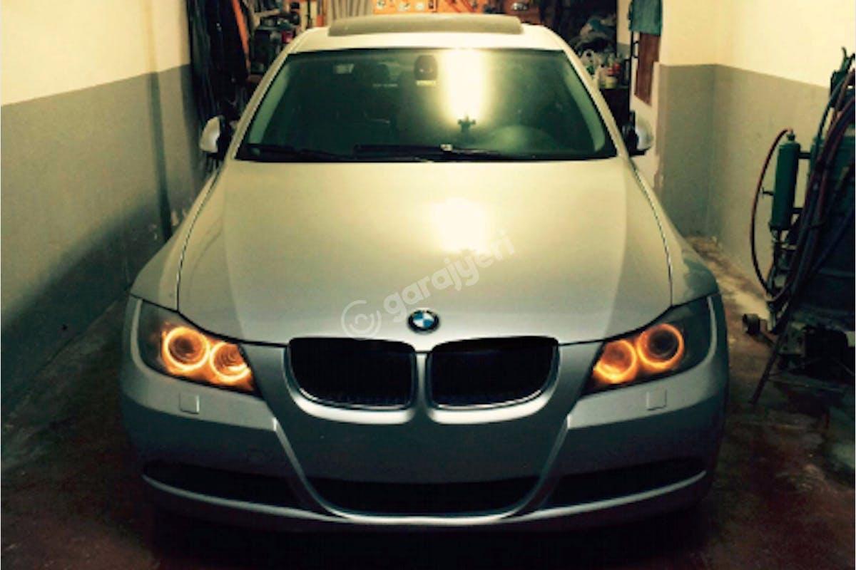 BMW 3 Tuzla Kiralık Araç 1. Fotoğraf