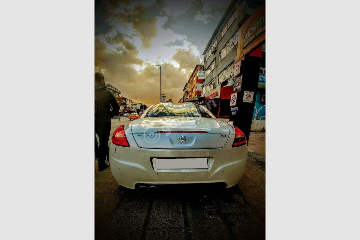 Peugeot RCZ Sultangazi Kiralık Araç 5. Fotoğraf