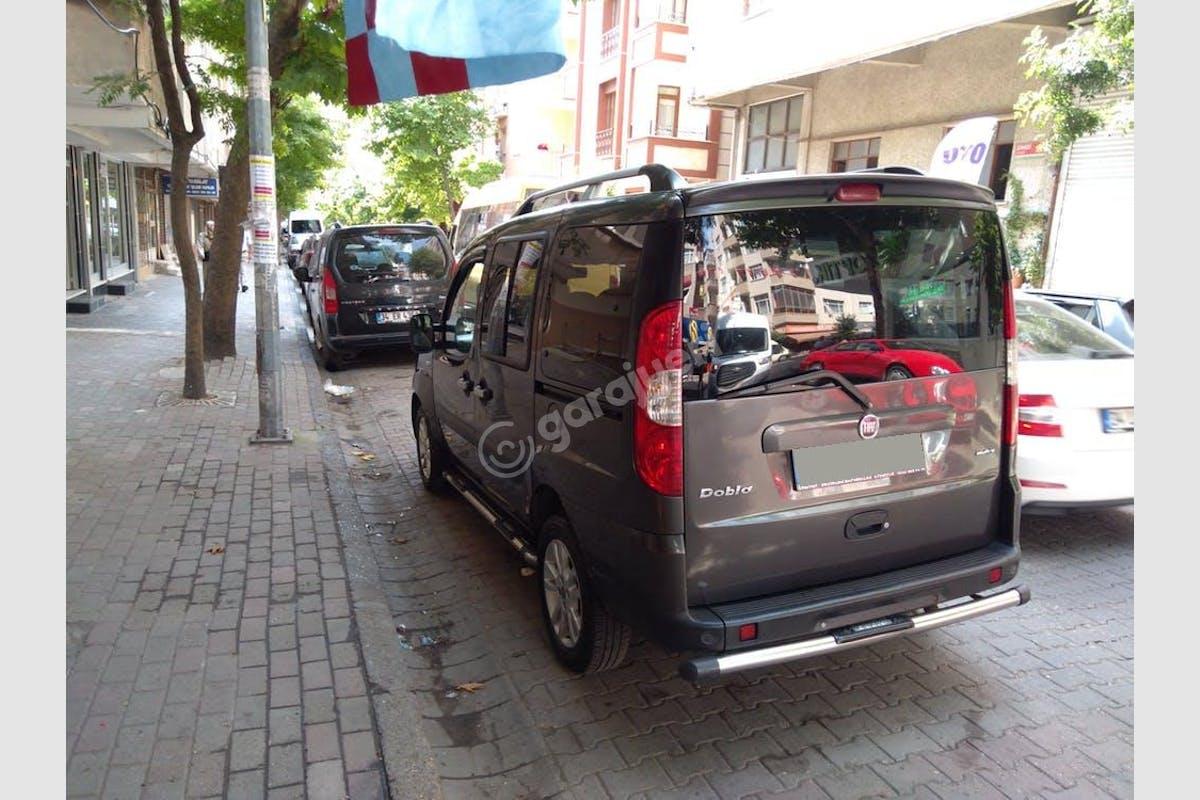 Fiat Doblo Bahçelievler Kiralık Araç 2. Fotoğraf