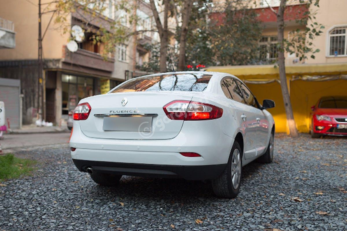 Renault Fluence Bahçelievler Kiralık Araç 7. Fotoğraf