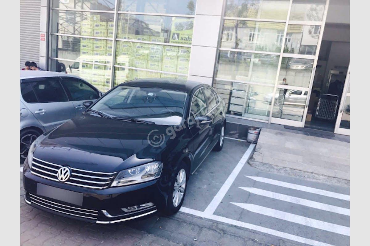 Volkswagen Passat Esenler Kiralık Araç 2. Fotoğraf