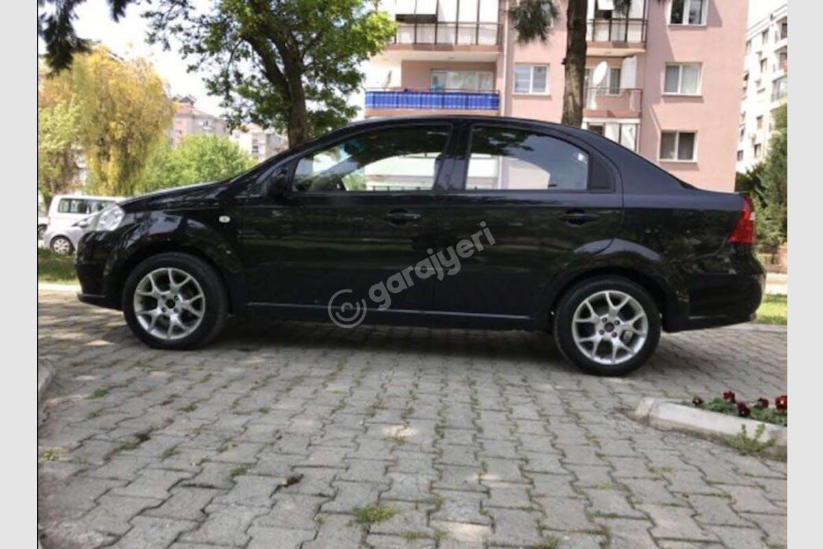 Chevrolet Aveo Tuzla Kiralık Araç 2. Fotoğraf