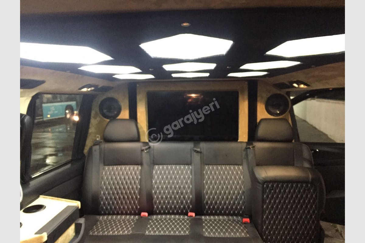 Mercedes - Benz Vito Ümraniye Kiralık Araç 5. Fotoğraf