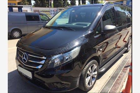 Kiralık Mercedes - Benz Vito 2015 , İstanbul Kağıthane
