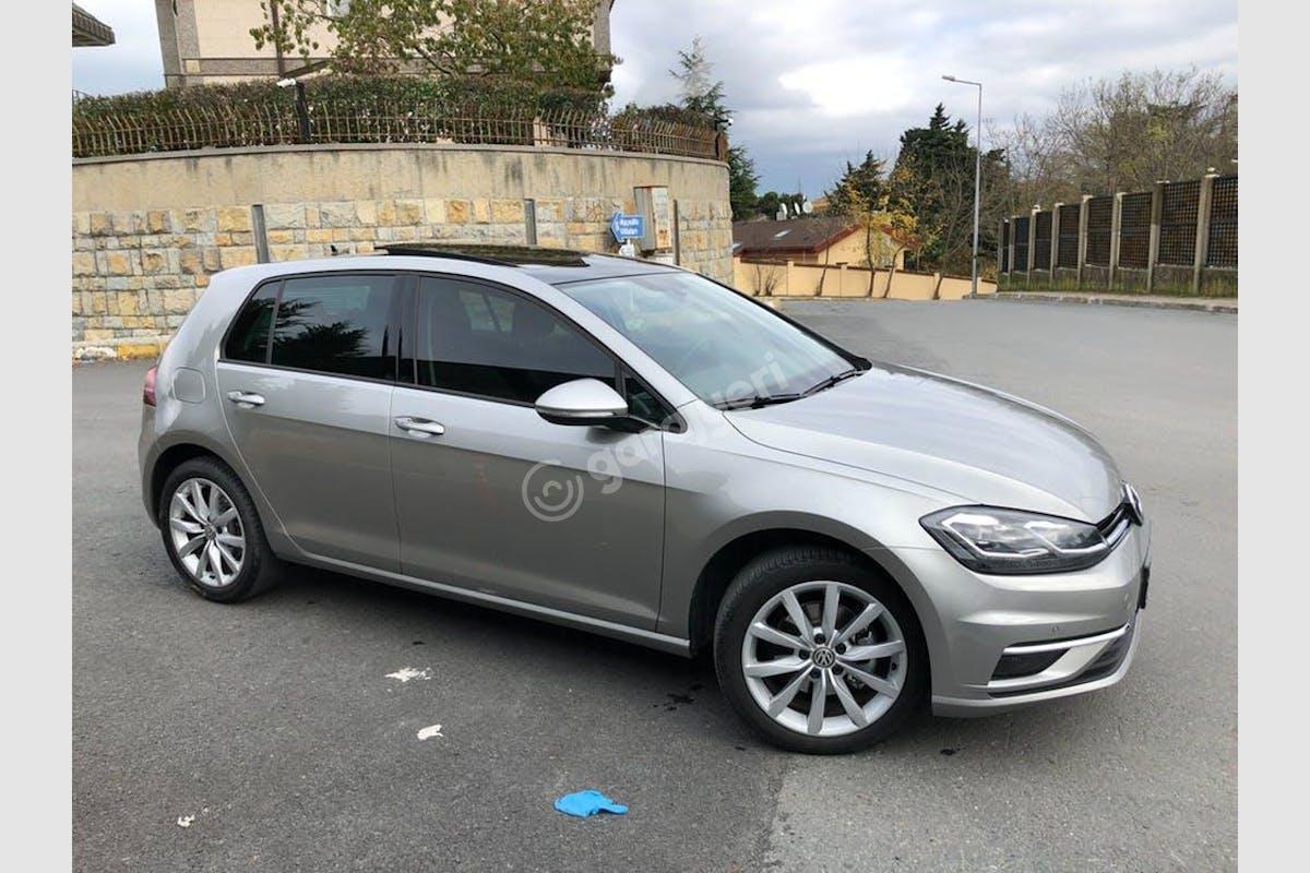 Volkswagen Golf Sarıyer Kiralık Araç 2. Fotoğraf
