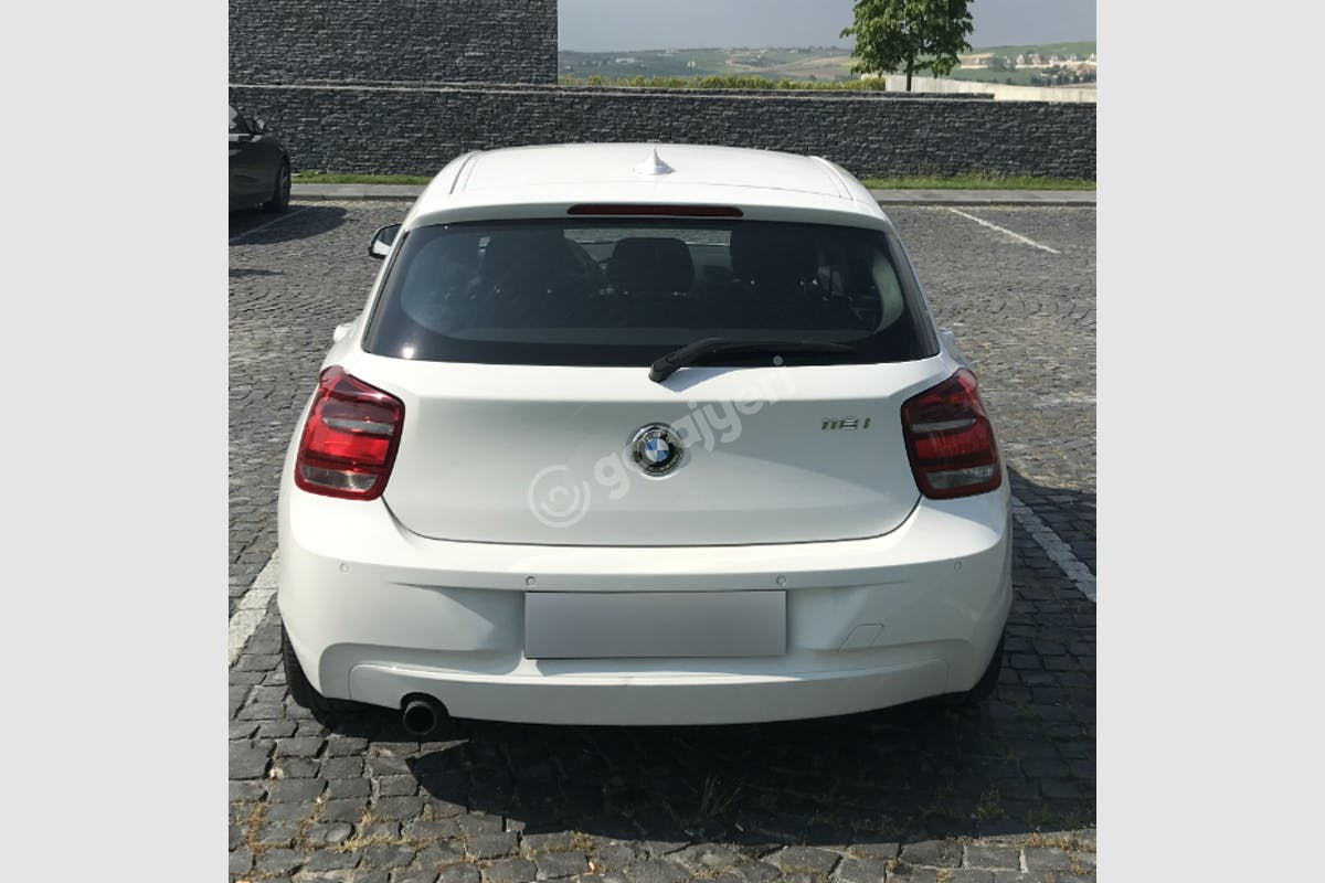 BMW 1 Ümraniye Kiralık Araç 3. Fotoğraf