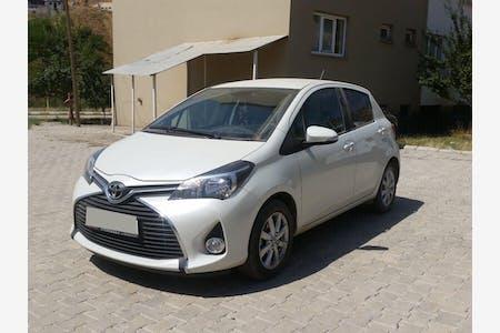 Kiralık Toyota Yaris 2015 , Bitlis Merkez