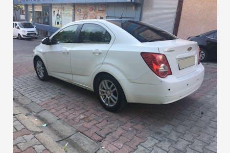 Kiralık Chevrolet Aveo , İstanbul Bakırköy