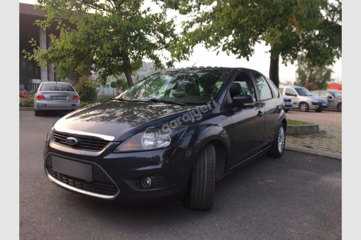 Ford Focus Fatih Kiralık Araç 6. Fotoğraf