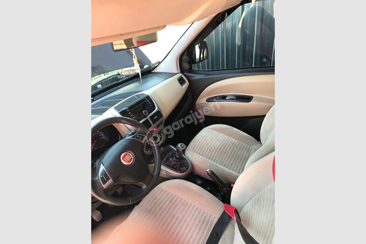 Fiat Doblo Bayraklı Kiralık Araç 2. Fotoğraf