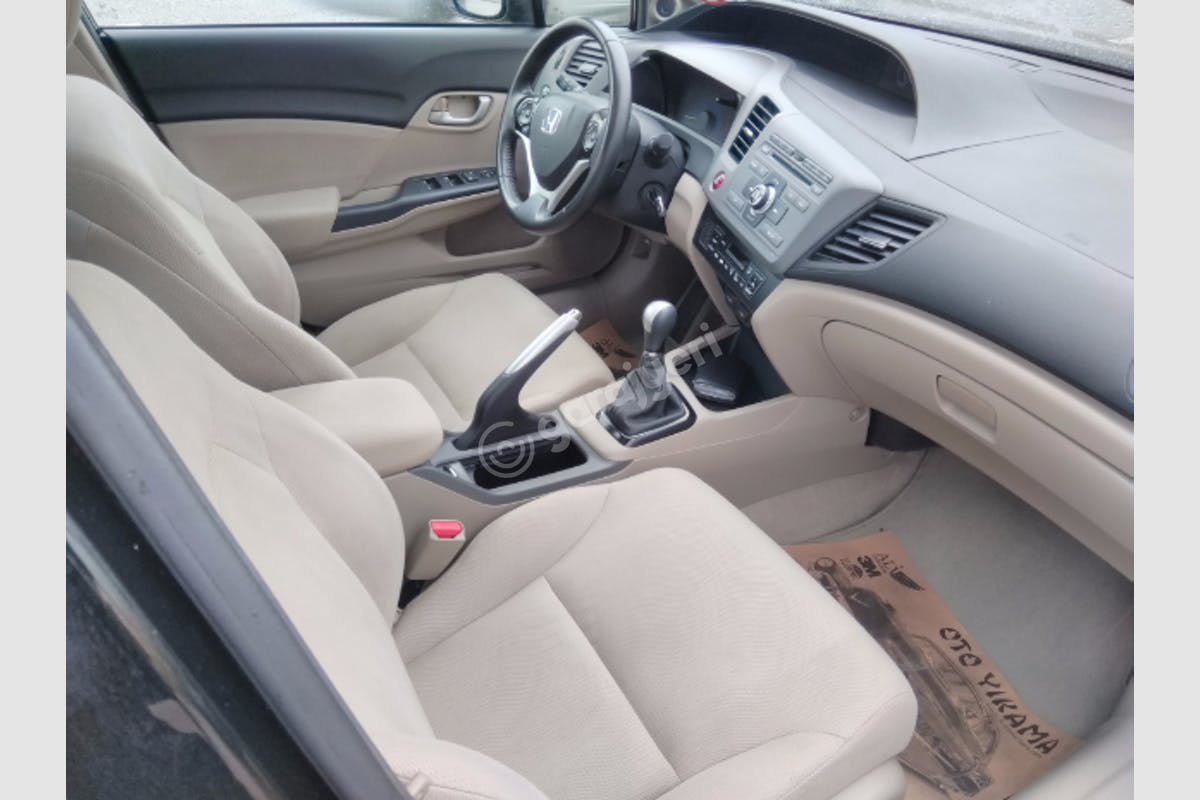 Honda Civic Merkez Kiralık Araç 2. Fotoğraf