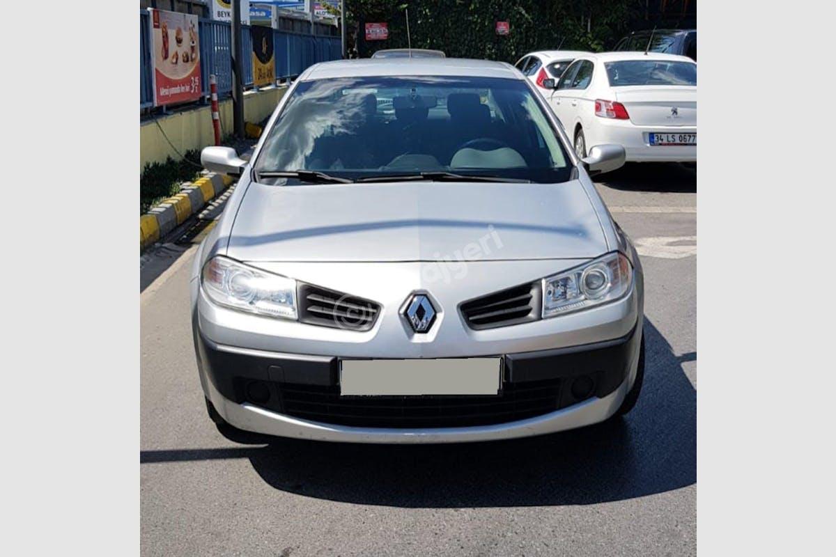 Renault Megane Merkez Kiralık Araç 1. Fotoğraf