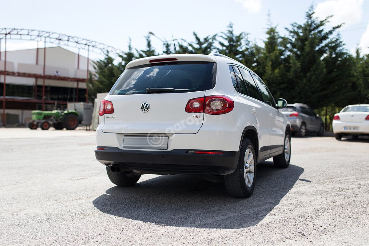 Volkswagen Tiguan Avcılar Kiralık Araç 6. Fotoğraf