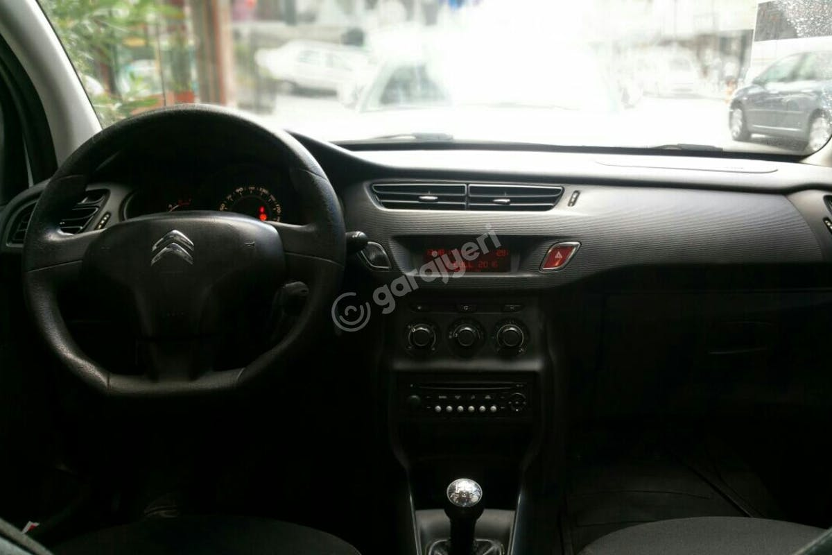 Citroën C3 Bahçelievler Kiralık Araç 4. Fotoğraf