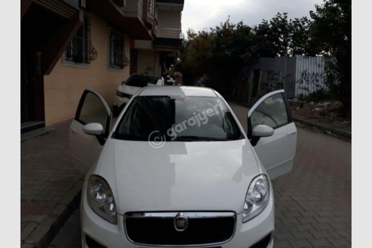 Fiat Linea Bahçelievler Kiralık Araç 9. Fotoğraf