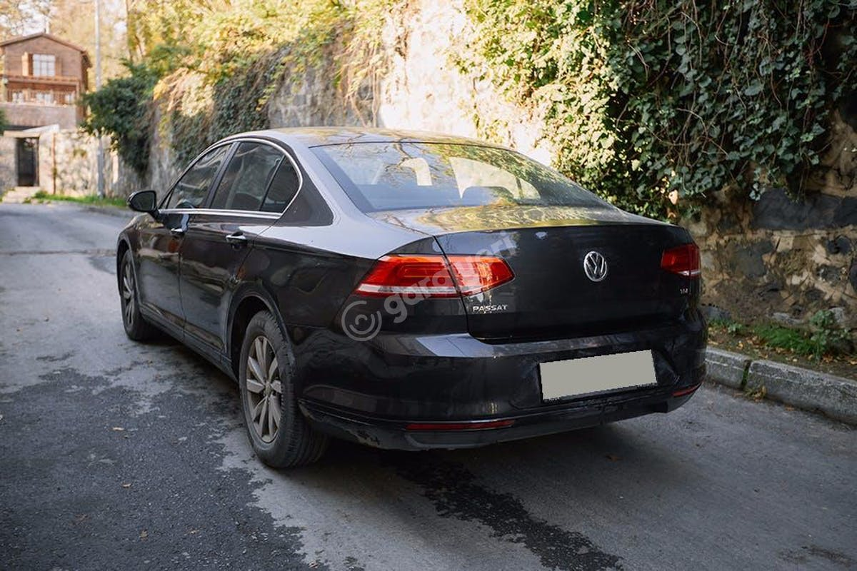 Volkswagen Passat Fatih Kiralık Araç 3. Fotoğraf
