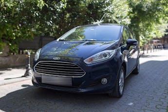 Ford Fiesta Kiralık Araç
