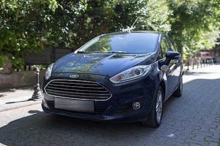Kiralık Ford Fiesta , İstanbul Beylikdüzü