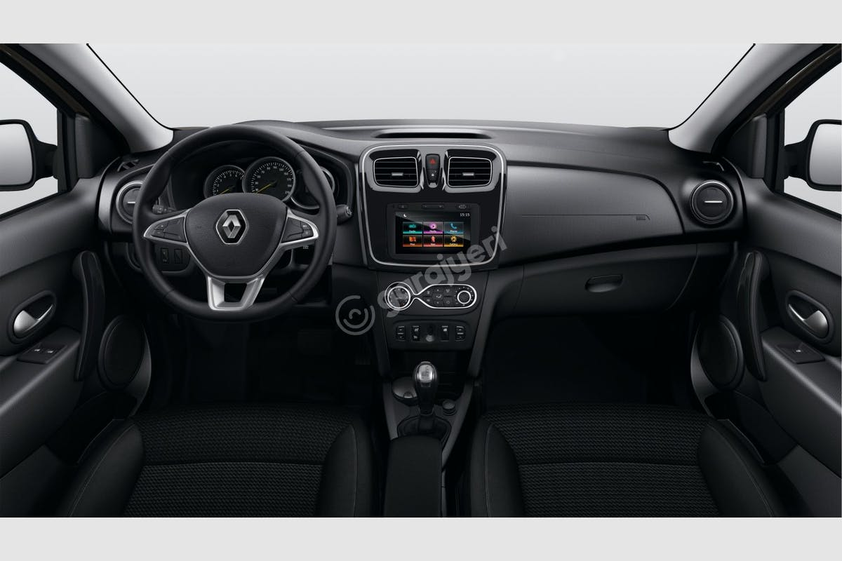 Renault Symbol Bornova Kiralık Araç 3. Fotoğraf