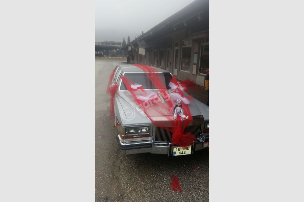 Cadillac STS Fatih Kiralık Araç 11. Fotoğraf