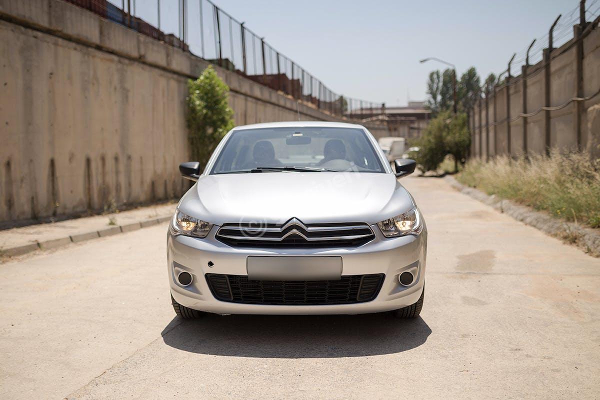 Citroën C-Elysee Ataşehir Kiralık Araç 3. Fotoğraf