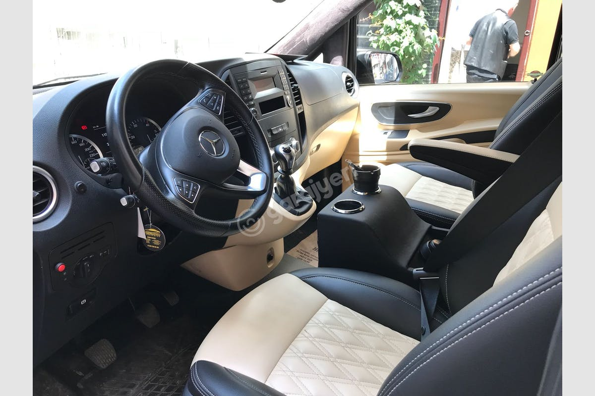Mercedes - Benz Vito Bayrampaşa Kiralık Araç 4. Fotoğraf