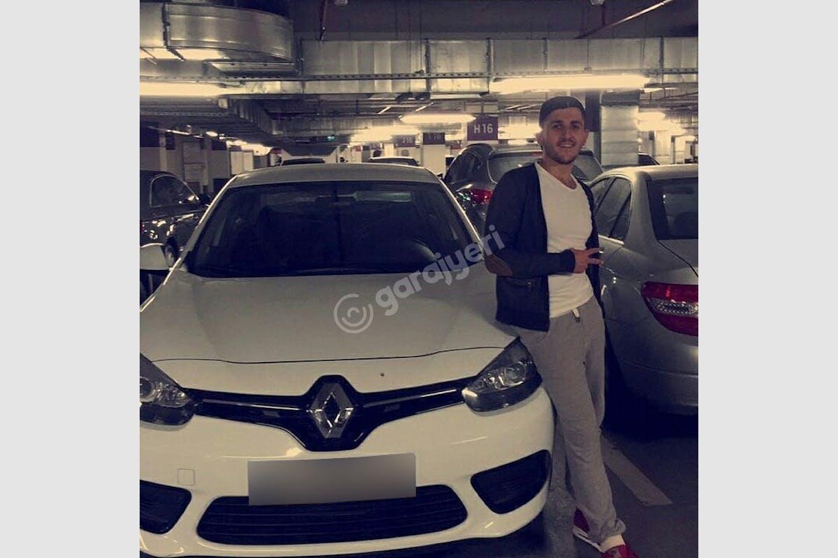 Renault Fluence Maltepe Kiralık Araç 1. Fotoğraf