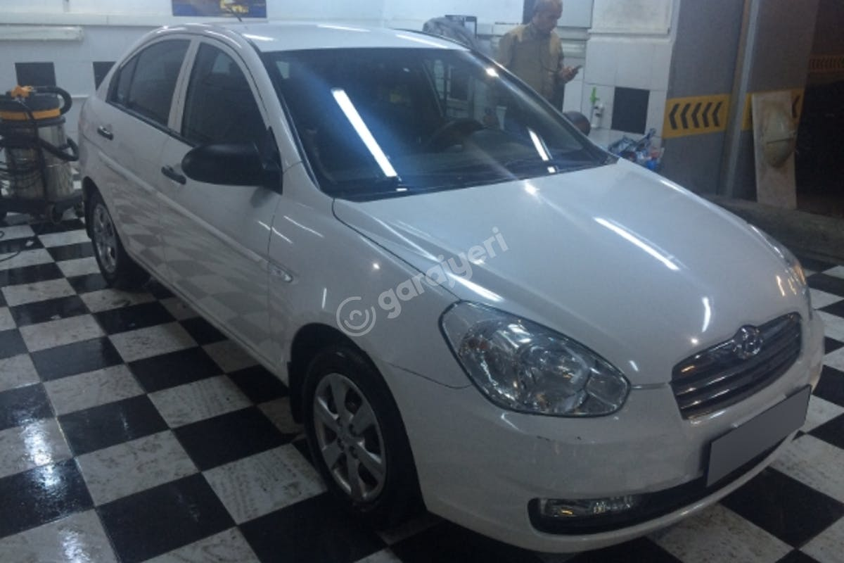 Hyundai Accent Sultanbeyli Kiralık Araç 1. Fotoğraf