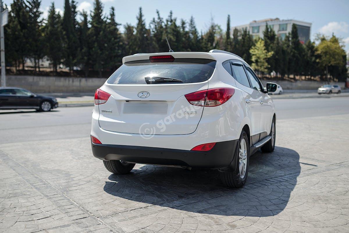 Hyundai ix35 Bakırköy Kiralık Araç 7. Fotoğraf