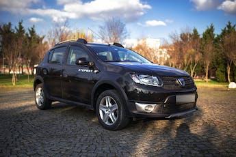 Dacia Sandero Stepway Kiralık Araç