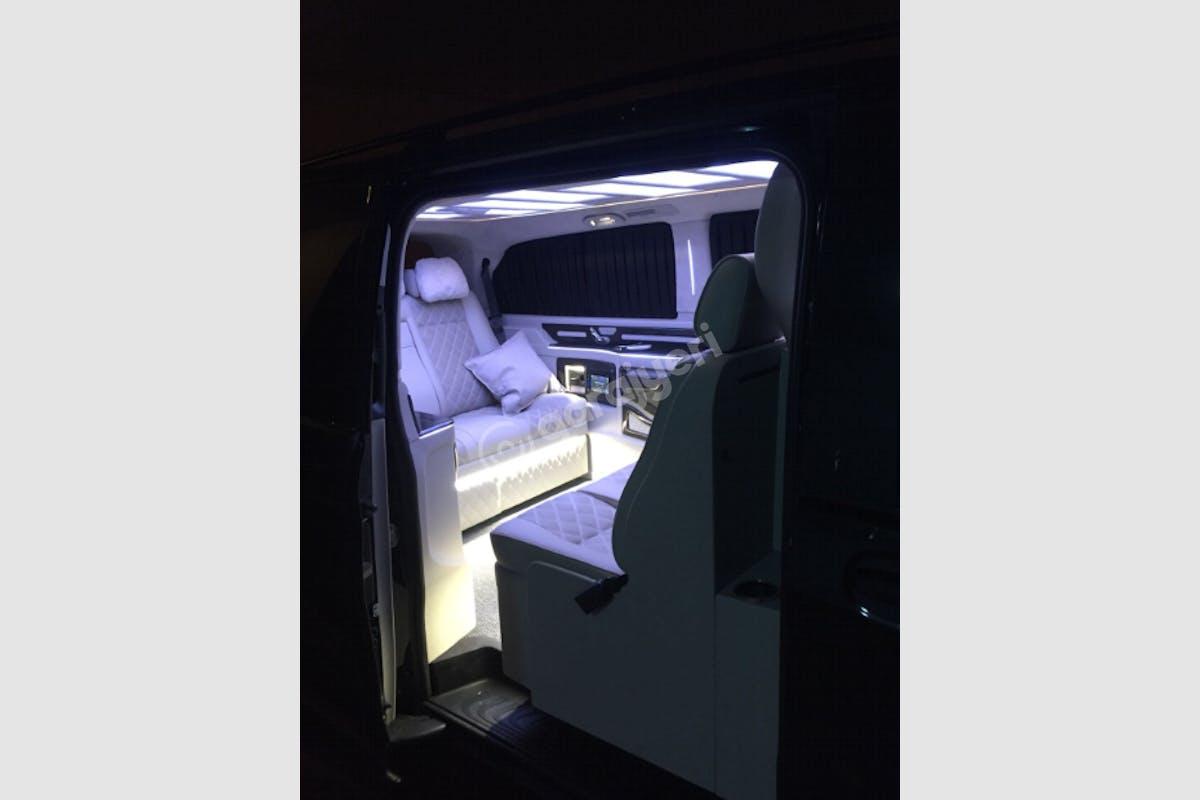 Mercedes - Benz Vito Bakırköy Kiralık Araç 3. Fotoğraf