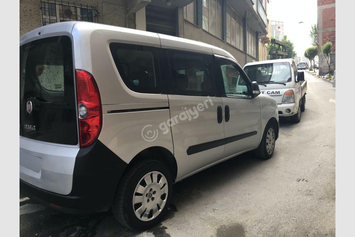 Fiat Doblo Üsküdar Kiralık Araç 1. Fotoğraf